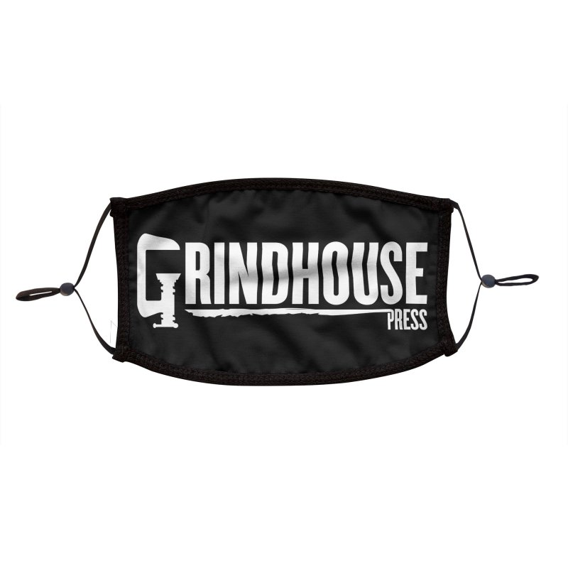 Grindhouse Press Accessories Face Mask by Grindhouse Press Merchandise
