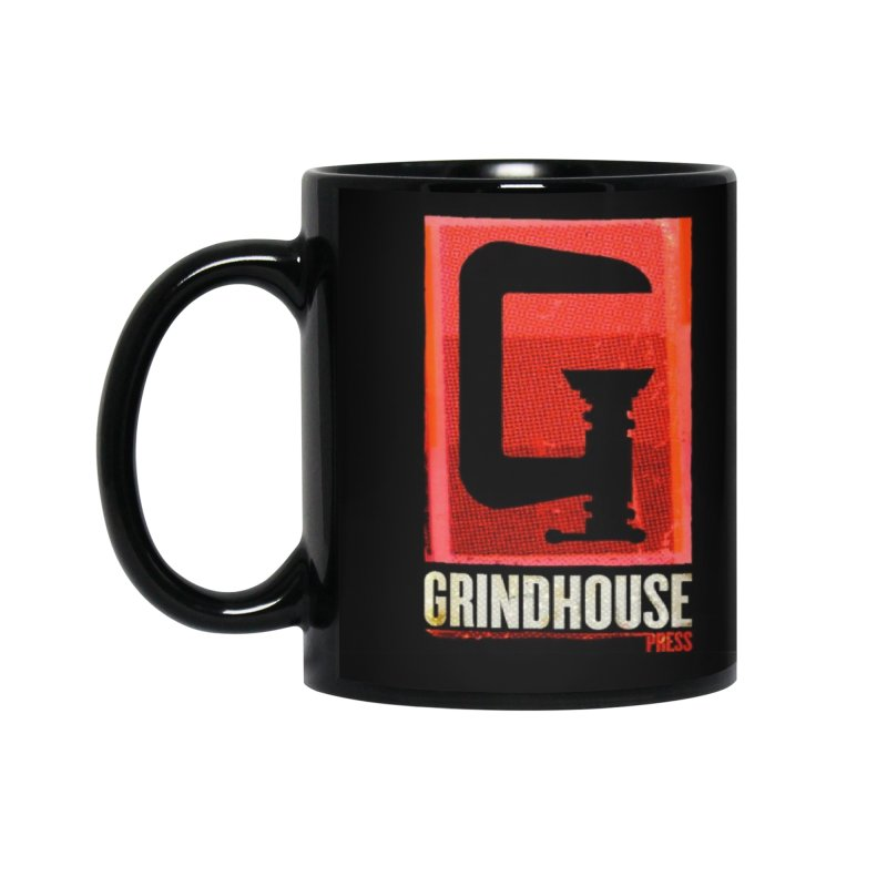 Grindhouse Press Coffee Mug Accessories Mug by Grindhouse Press Merchandise
