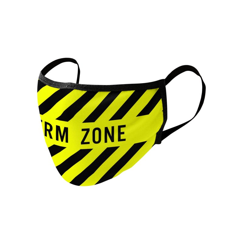 Germ Zone Accessories Face Mask by Gritty Knits