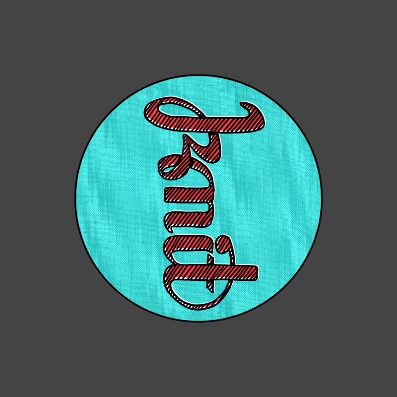 Knit/Purl ambigram by Gritty Knits
