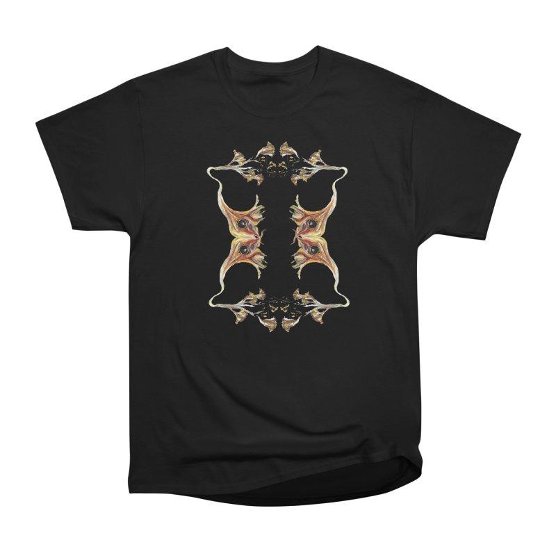 Neuronal Rifts Women's Heavyweight Unisex T-Shirt by Grizzly Butts' Artist Shop