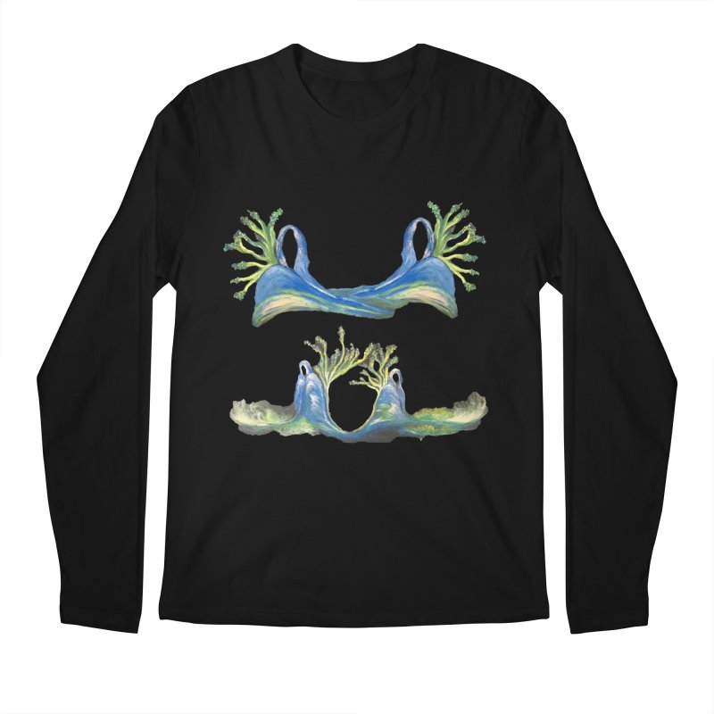Moldy Possession Men's Regular Longsleeve T-Shirt by Grizzly Butts' Artist Shop