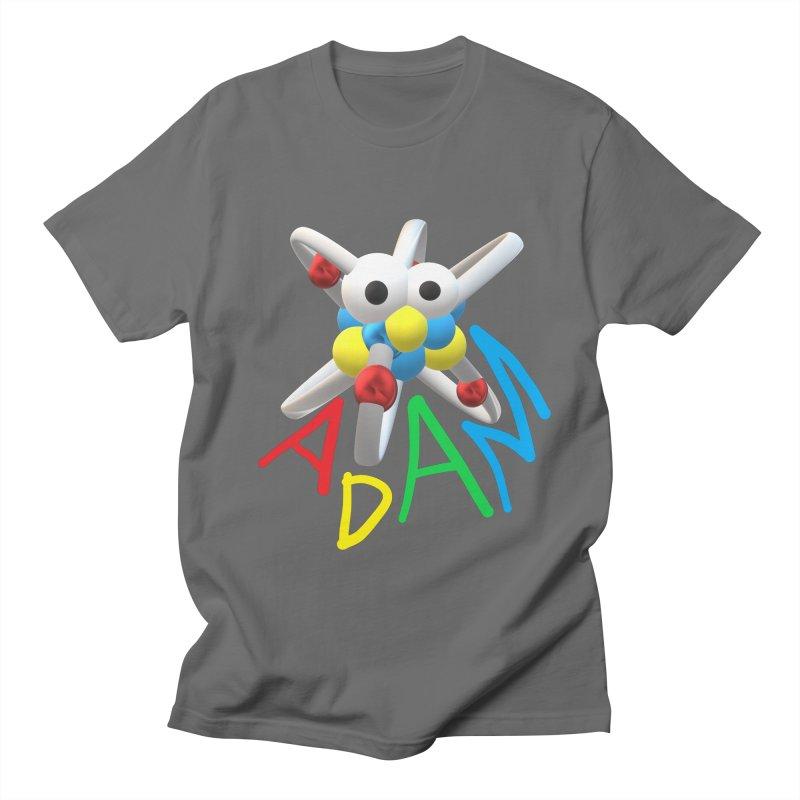 ADAM Men's T-Shirt by Grizzye