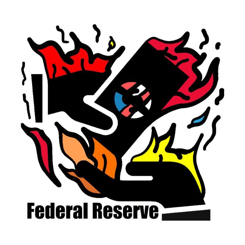 Federal Reserve Home Fine Art Print by Grizzye