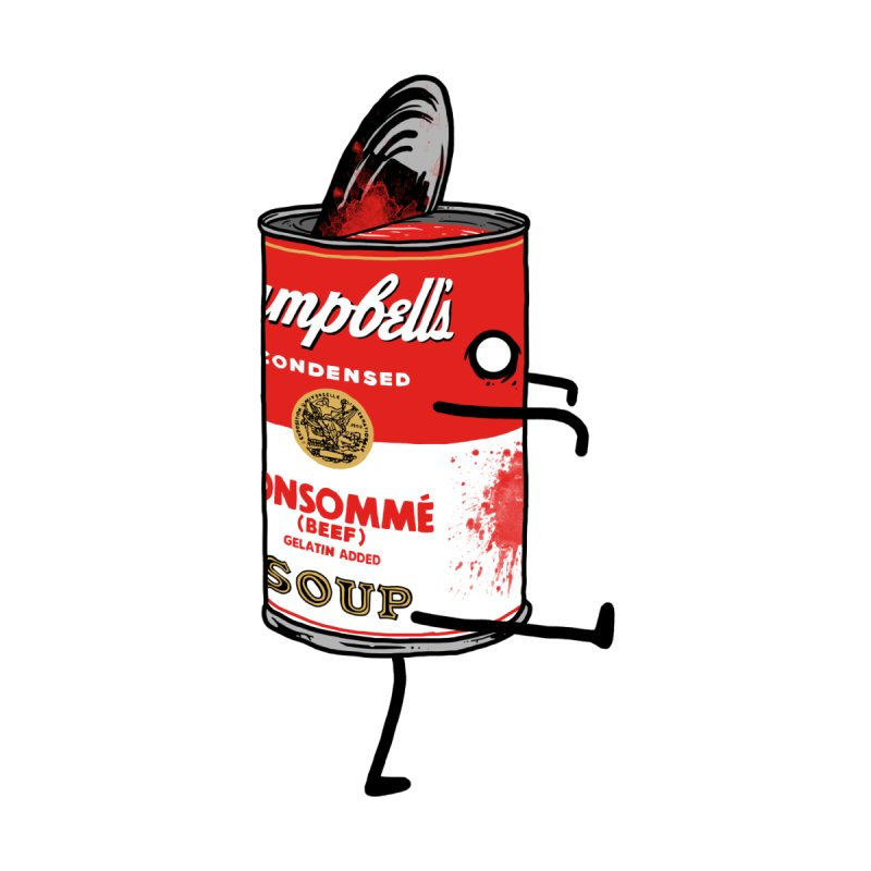 Zombie Tomato Soup None  by groch's Artist Shop