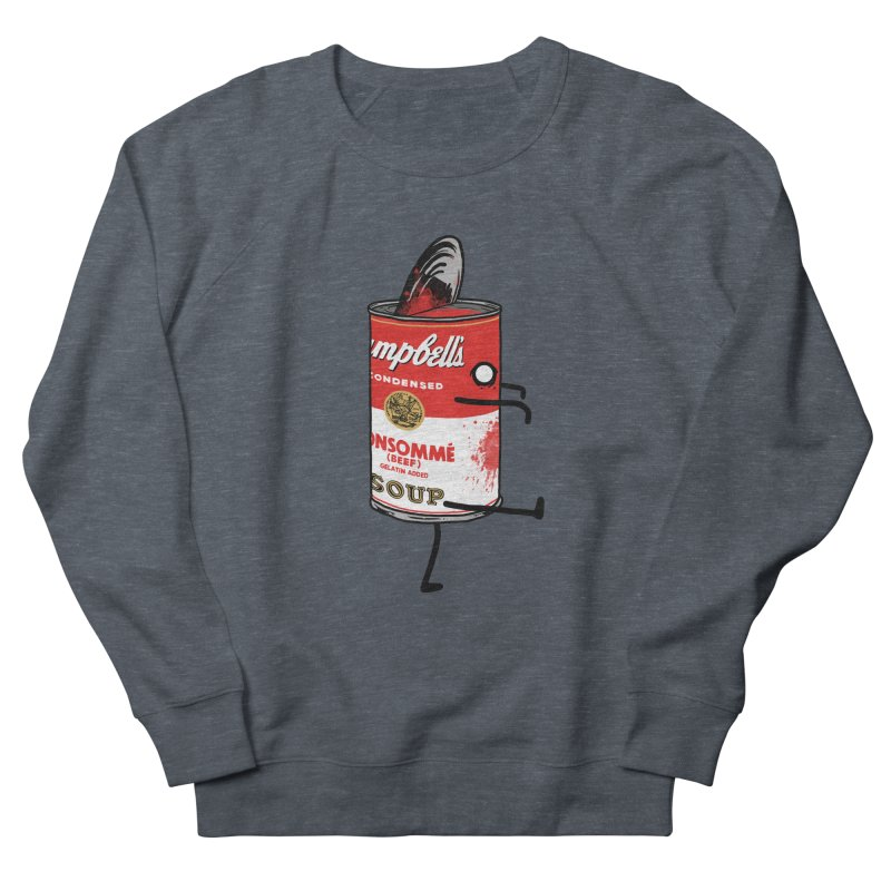 Zombie Tomato Soup Women's Sweatshirt by groch's Artist Shop