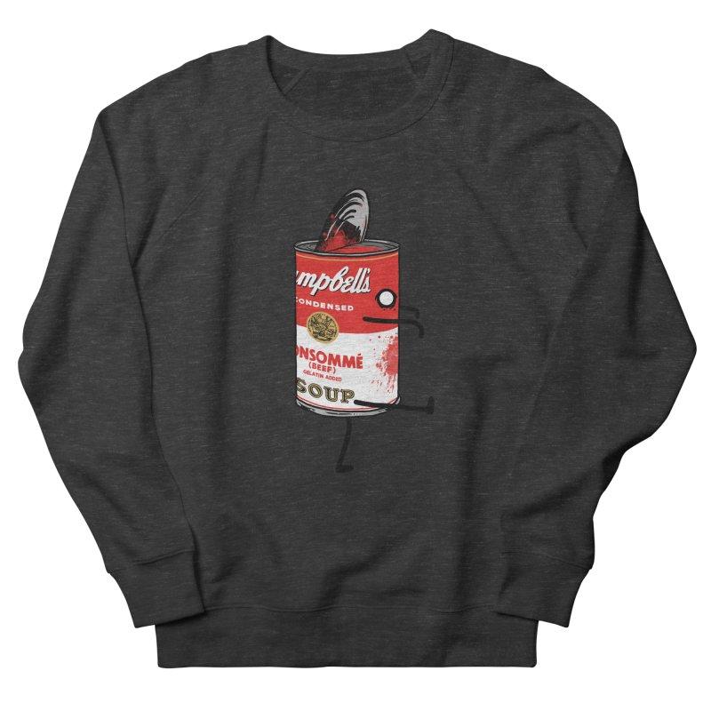 Zombie Tomato Soup Men's Sweatshirt by groch's Artist Shop