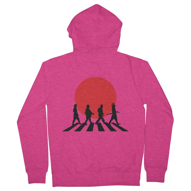 Conquer The World Women's Zip-Up Hoody by groch's Artist Shop