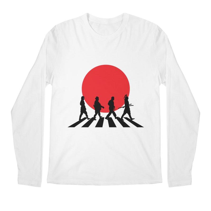 Conquer The World Men's Longsleeve T-Shirt by groch's Artist Shop