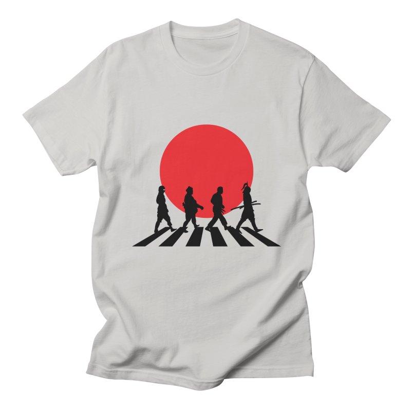 Conquer The World Men's T-Shirt by groch's Artist Shop