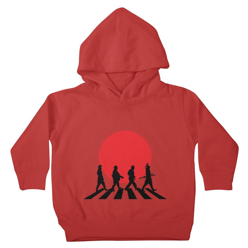 Conquer The World Kids Toddler Pullover Hoody by groch's Artist Shop
