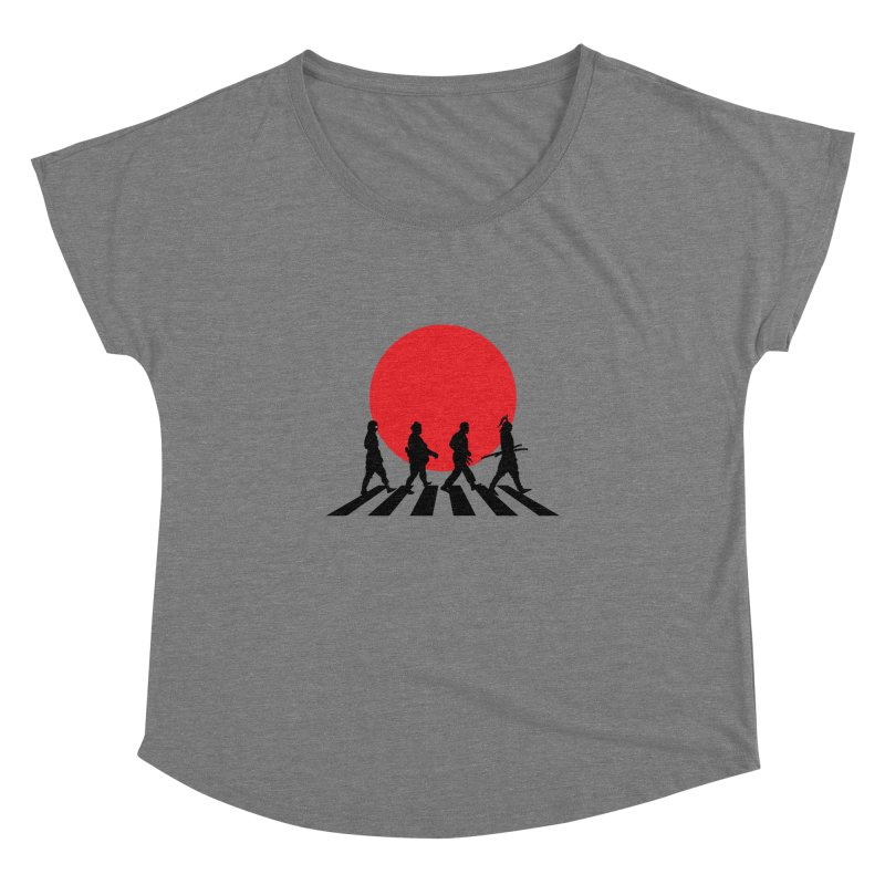 Conquer The World Women's Dolman by groch's Artist Shop