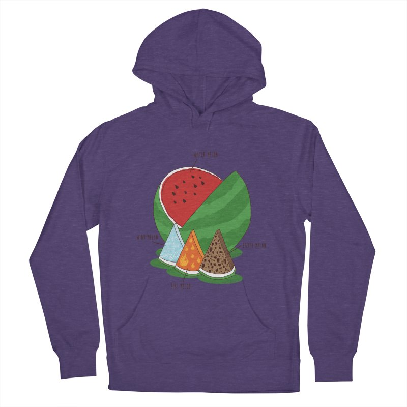 Elemelons Men's Pullover Hoody by groch's Artist Shop
