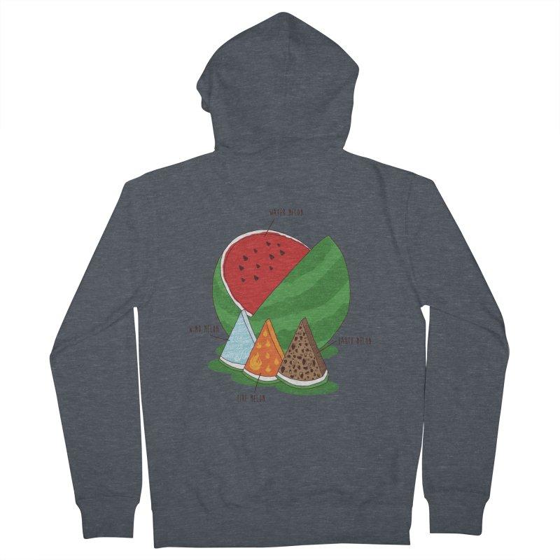 Elemelons Women's Zip-Up Hoody by groch's Artist Shop