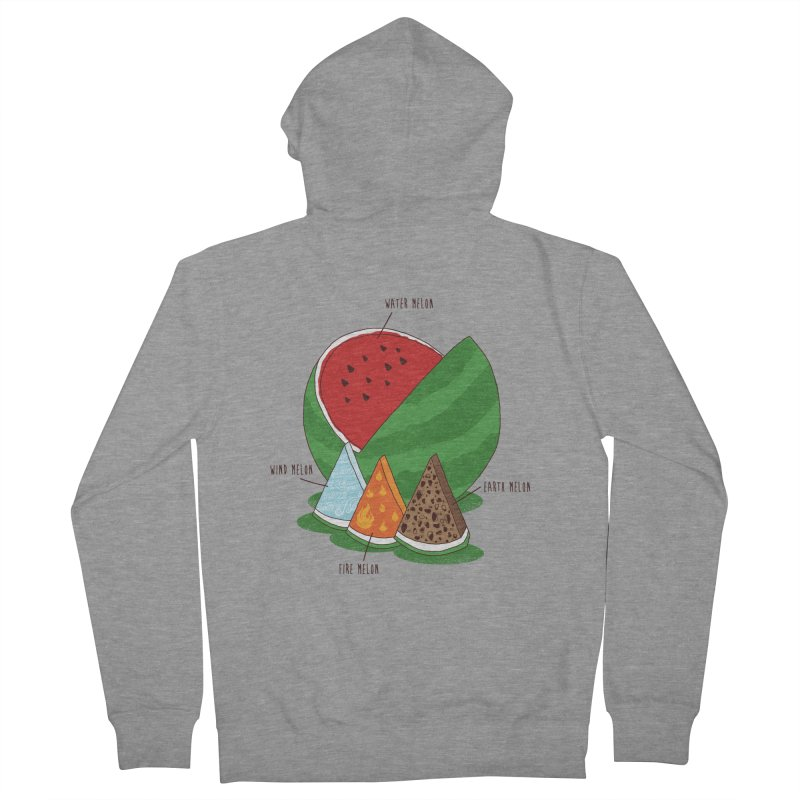 Elemelons Women's Zip-Up Hoody by groch's Artist Shop