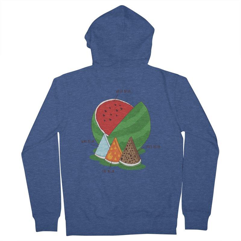 Elemelons Men's Zip-Up Hoody by groch's Artist Shop