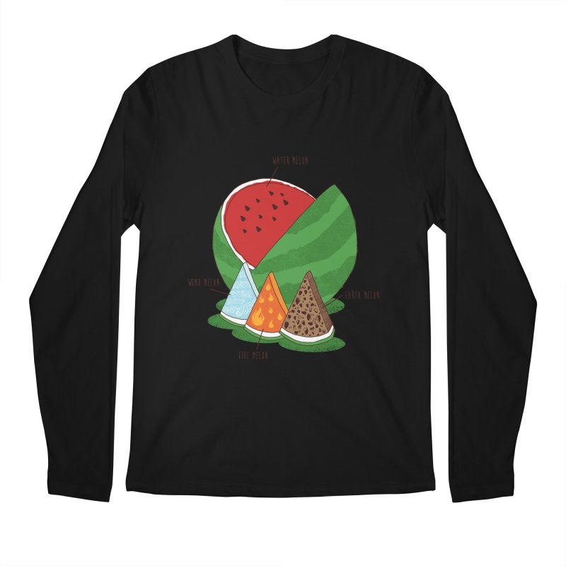 Elemelons Men's Longsleeve T-Shirt by groch's Artist Shop