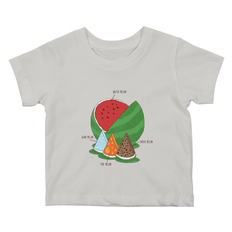 Elemelons Kids Baby T-Shirt by groch's Artist Shop