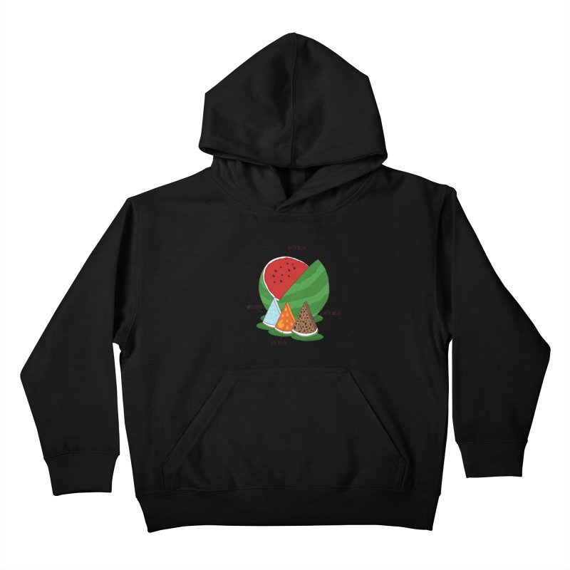 Elemelons Kids Pullover Hoody by groch's Artist Shop
