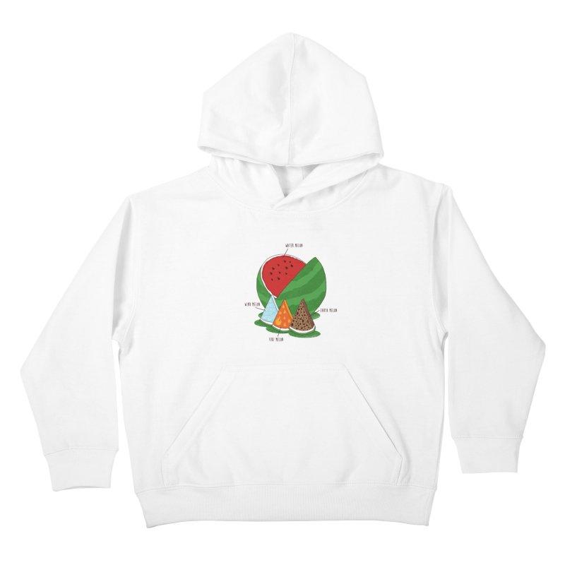Elemelons Kids Pullover Hoody by groch's Artist Shop
