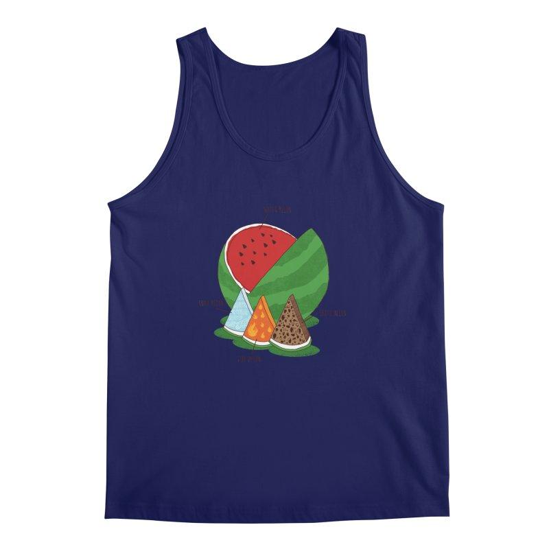 Elemelons Men's Tank by groch's Artist Shop