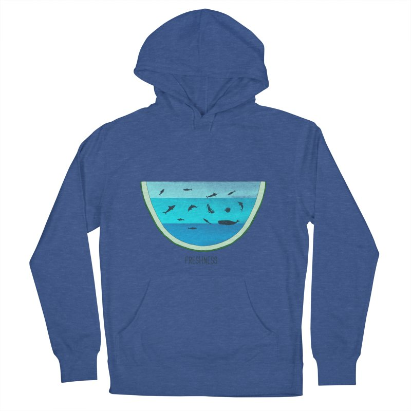 Water Melon Women's Pullover Hoody by groch's Artist Shop