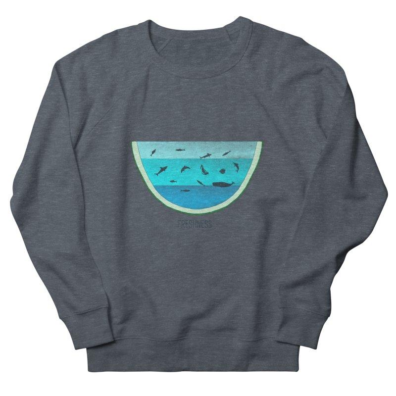 Water Melon Women's Sweatshirt by groch's Artist Shop