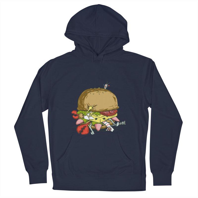 Chump Burger Men's Pullover Hoody by groch's Artist Shop