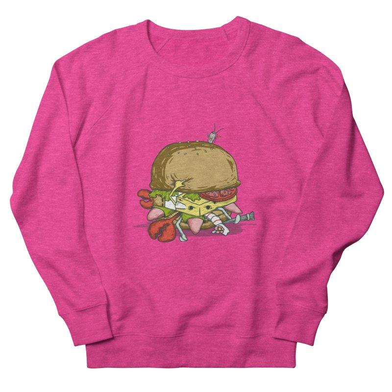 Chump Burger Men's Sweatshirt by groch's Artist Shop