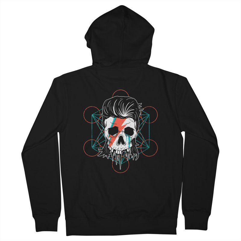 Strange Divine Women's Zip-Up Hoody by groch's Artist Shop