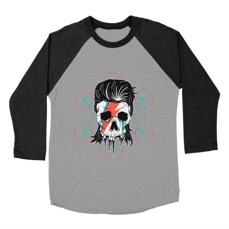 Strange Divine Women's Baseball Triblend T-Shirt by groch's Artist Shop