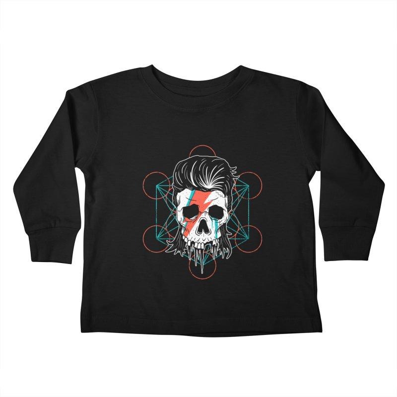 Strange Divine Kids Toddler Longsleeve T-Shirt by groch's Artist Shop