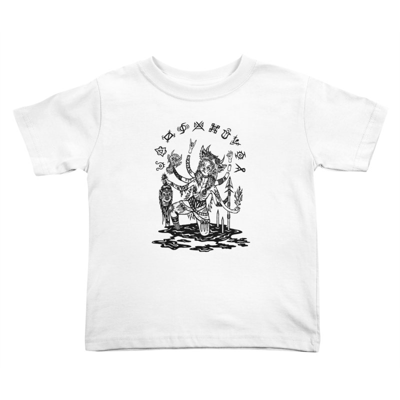 Calling the Scarlet Lady Kids Toddler T-Shirt by grooseling's Shop