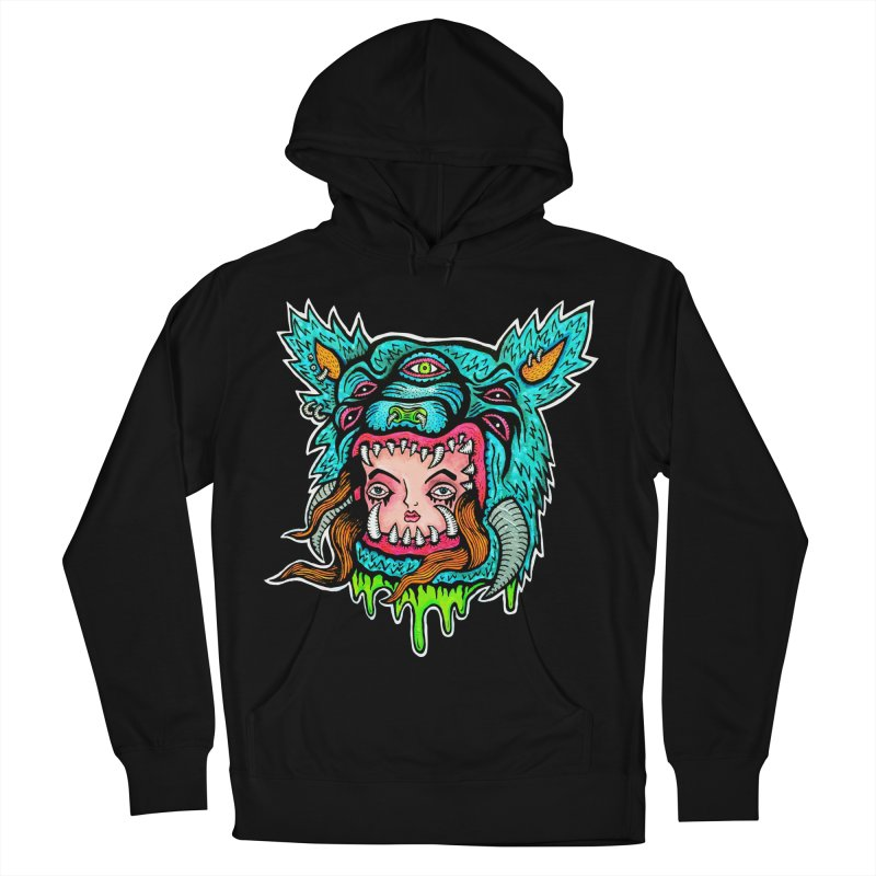 Nevermind Women's French Terry Pullover Hoody by grooseling's Shop