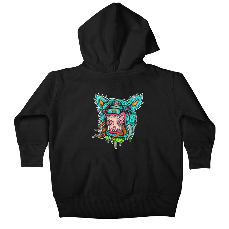 Nevermind Kids Baby Zip-Up Hoody by grooseling's Shop