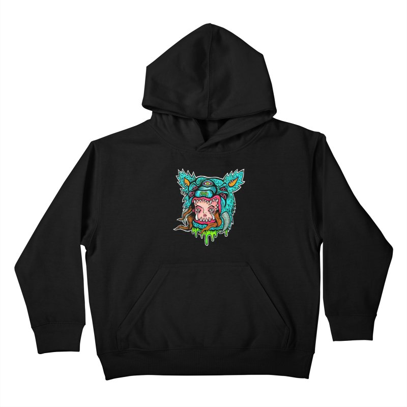 Nevermind Kids Pullover Hoody by grooseling's Shop