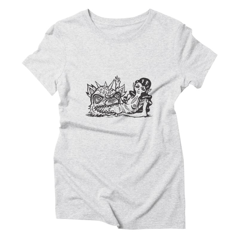 A-OK Women's Triblend T-Shirt by grooseling's Shop