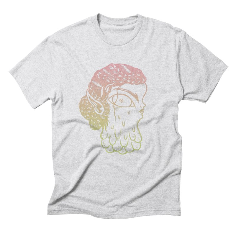 Darling Girl Men's Triblend T-Shirt by grooseling's Shop