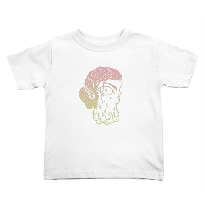 Darling Girl Kids Toddler T-Shirt by grooseling's Shop