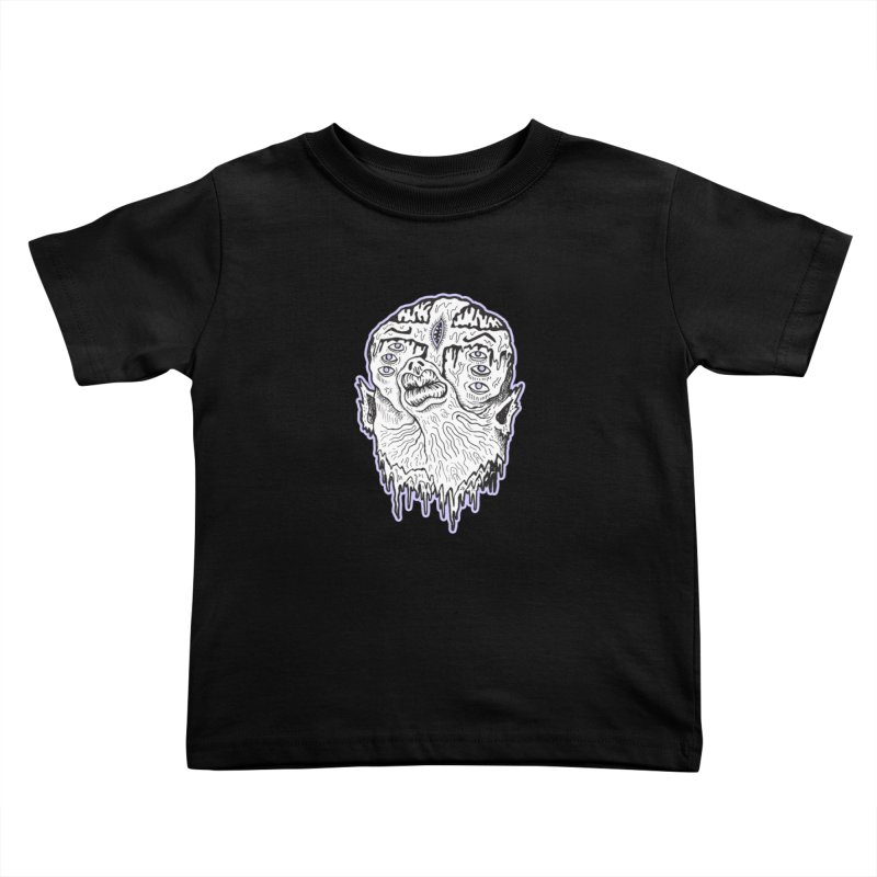 Fibble Kids Toddler T-Shirt by grooseling's Shop