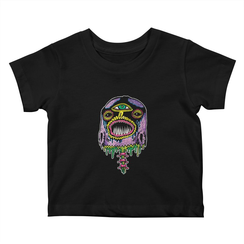Gobble Gobble Kids Baby T-Shirt by grooseling's Shop