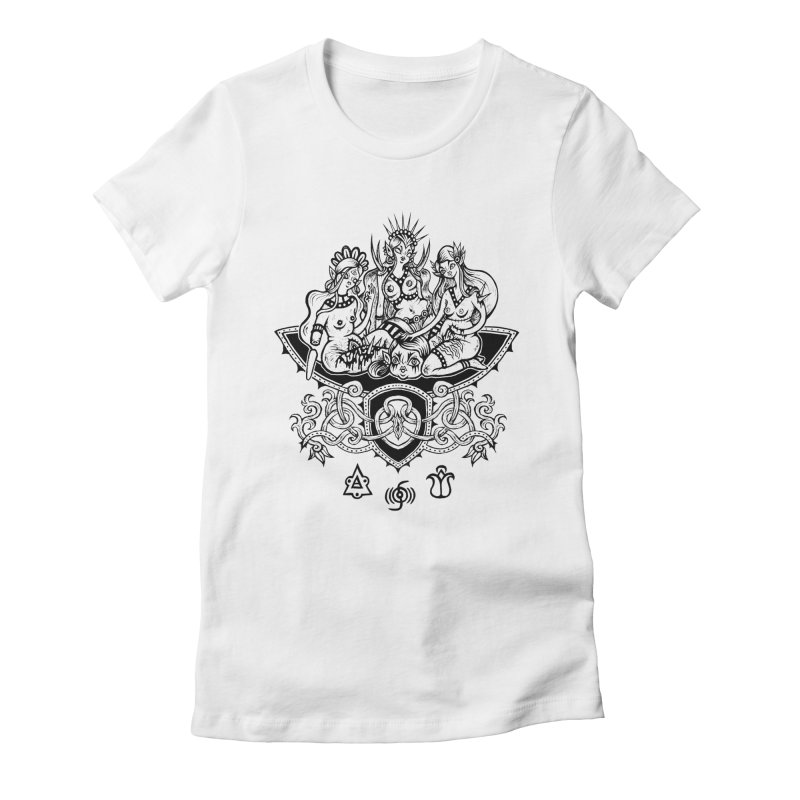 Praising Babes Women's Fitted T-Shirt by grooseling's Shop