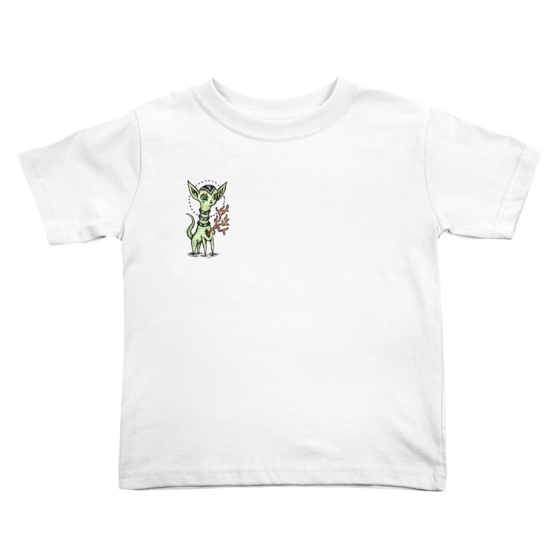 Heart Helper Kids Toddler T-Shirt by grooseling's Shop
