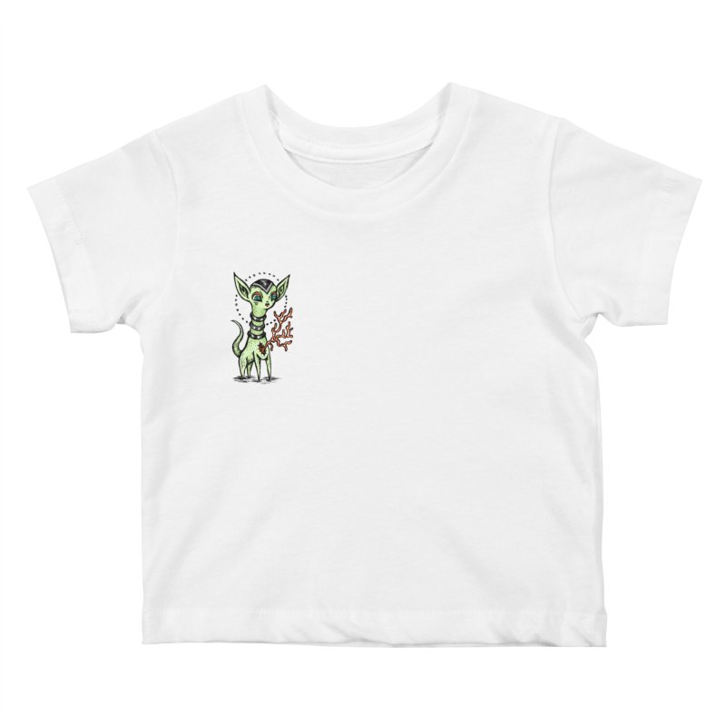Heart Helper Kids Baby T-Shirt by grooseling's Shop
