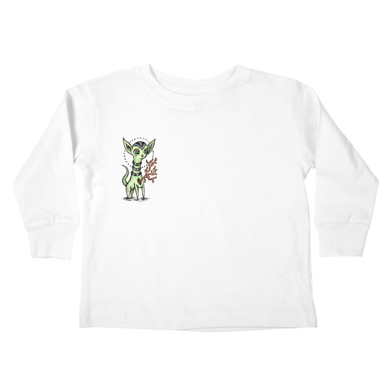 Heart Helper Kids Toddler Longsleeve T-Shirt by grooseling's Shop