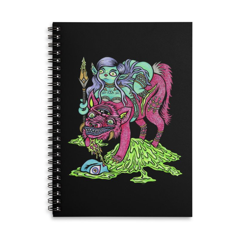 Best Friends Forever Accessories Lined Spiral Notebook by grooseling's Shop