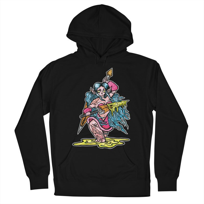 Let Me Be Your Fantasy Women's French Terry Pullover Hoody by grooseling's Shop