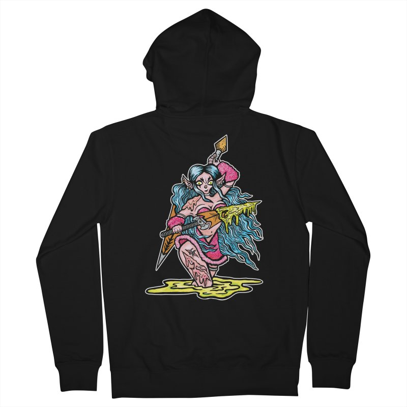 Let Me Be Your Fantasy Women's French Terry Zip-Up Hoody by grooseling's Shop