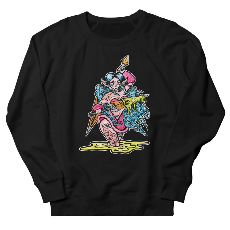 Let Me Be Your Fantasy Men's French Terry Sweatshirt by grooseling's Shop