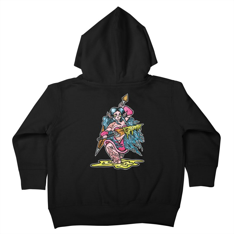 Let Me Be Your Fantasy Kids Toddler Zip-Up Hoody by grooseling's Shop